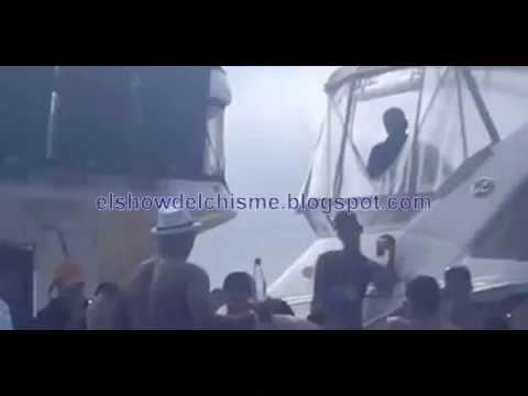 PAREJA EXIBICIONISTAS EN PLAYA LOS JUANES ESCANDALO