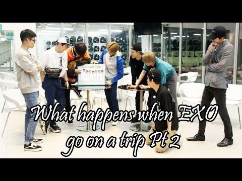 Download  What happens when EXO go on a trip Pt 2 Gratis, download lagu terbaru