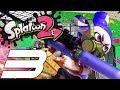 Splatoon 2 - Gameplay Walkthrough Part 3 -  Octostomp Boss Fight (Story Mode)