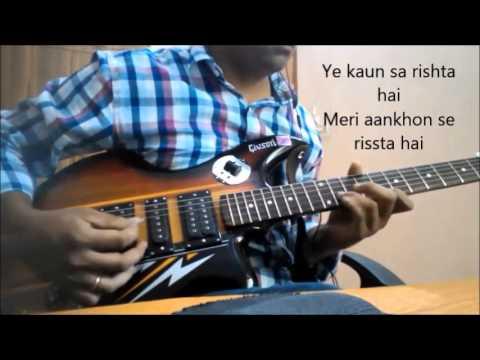 Mat ja re Guitar Cover (Tanu Weds Manu Returns) by Manish