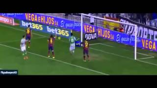 Víctor Valdés ● Best Saves, Skills Goalkeeper ● Goodluck 2015 2016 ● HD