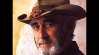 Watch Don Williams What Does It Matter To Me video