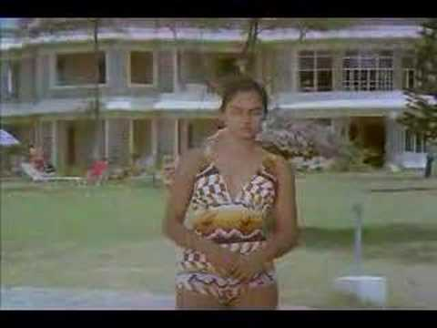 Madhavi in swim suit from Tik Tik Tik Music Videos
