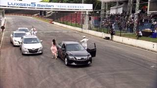 Car stunt show in Taiwan - short version