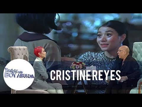 Cristine reveals that she requested for an antagonist role | TWBA