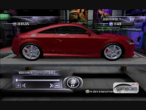 audi tt 2009 tuning. Audi TT tuning