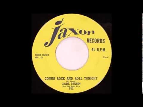Carl Mann And The Kool Kats  Gonna Rock And Roll Tonight JAXON 502