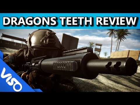 Battlefield 4 : Dragon's Teeth Review (PS4)