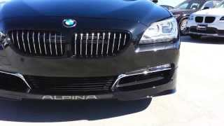 FIRST NEW BMW ALPINA B6 GRAN COUPE 2 THE DEALER!! XDRIVE  Car Review