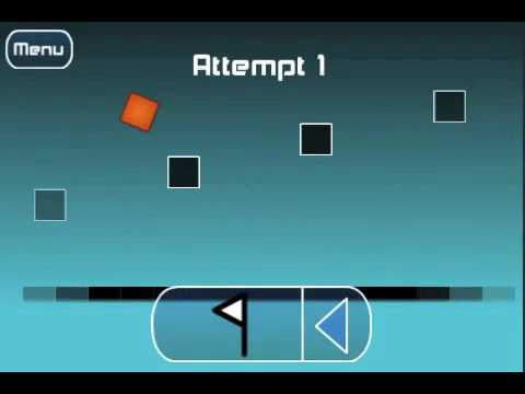 Thumb The Impossible Game llega al iPhone, iPod Touch