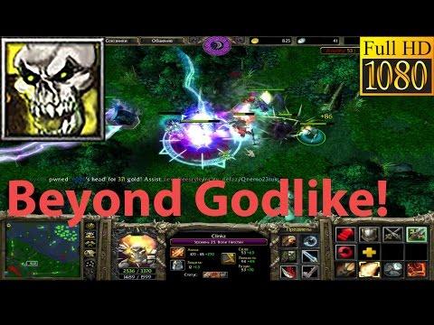 DoTa 6.83 - НЕСТАНДАРТНЫЙ ГАЙД НА БОН ФЛЕТЧЕРА! ★ Beyond Godlike! #1