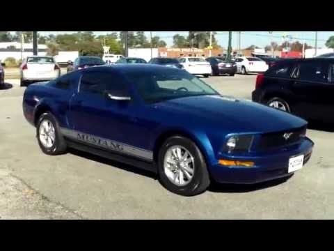 Windham Motors Florence >> 2008 Ford Mustang - Windham Motors Used Cars - Florence ...