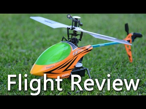 Syma F3 Rc Helicopter Review And Flight