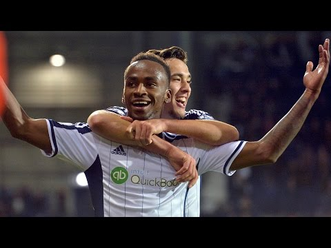 MATCH HIGHLIGHTS: West Bromwich 3 Hull City 2 (Capital One Cup third round)