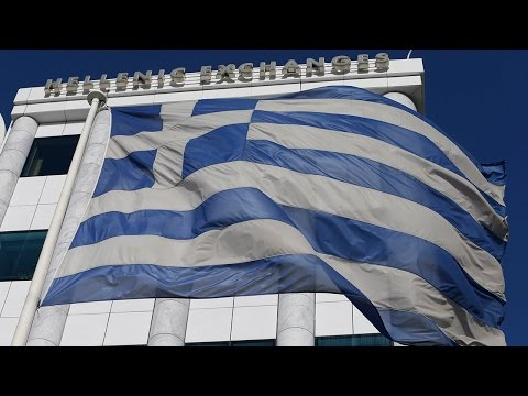 Investors Await Latest News of Possible Greece Debt Deal