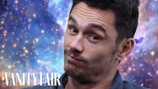 James Franco Reads Mind-Blowing Philosophy Quotes as Tommy Wiseau | Vanity Fair
