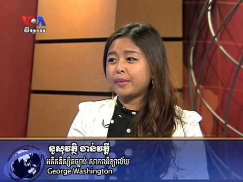 Cambodian Student Finds Scholarship to Study Abroad
