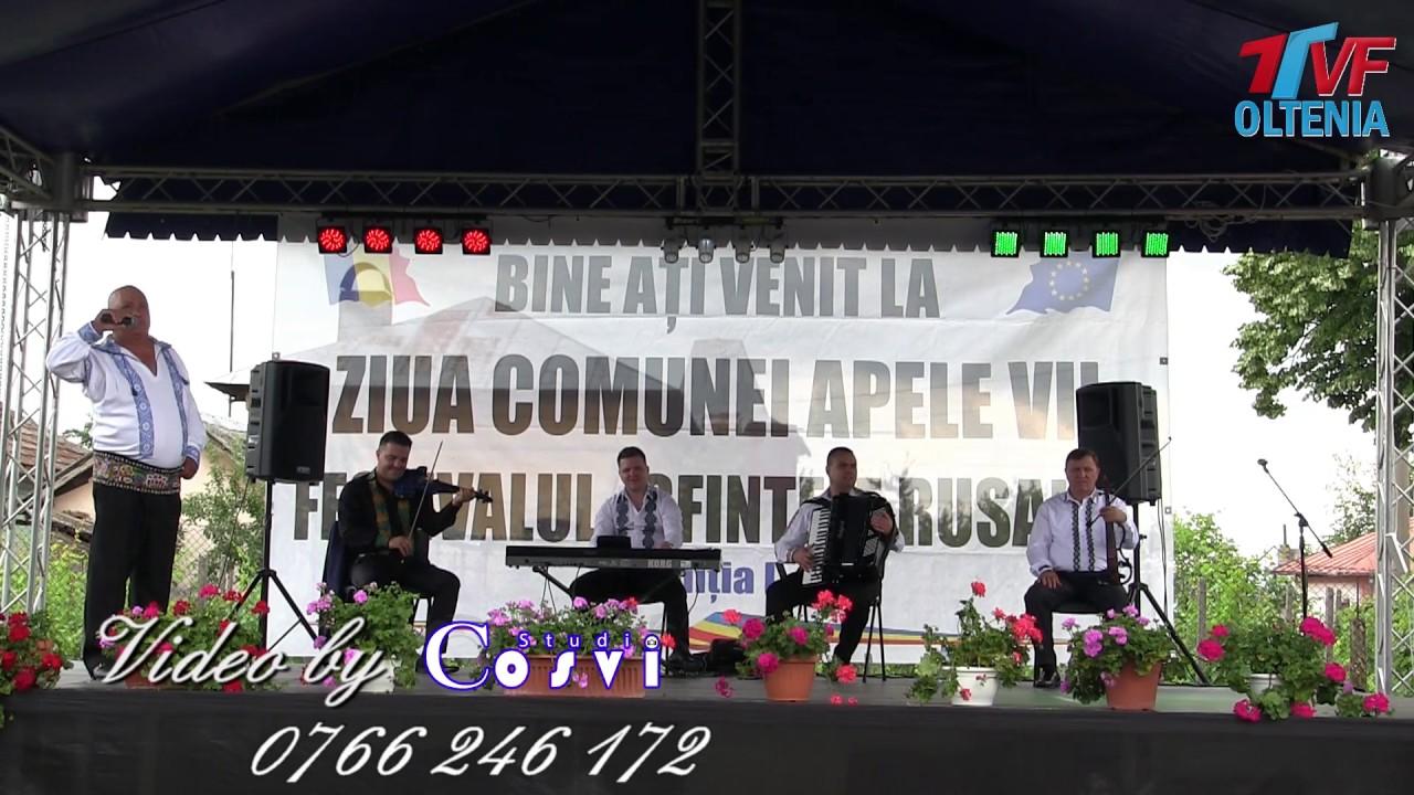 MARIAN GATAN ZIUA COMUNEI APELE VII COLAJ MUZICA DE PETRECERE HORE SI SARBE 2017