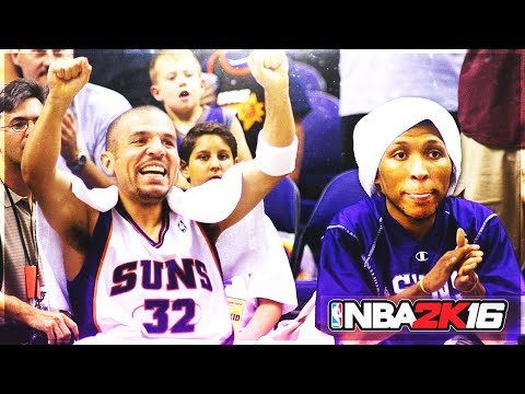 ALL TIME PHOENIX SUNS VS ALL TIME PELICANS! NBA 2K16 MYTEAM ALL TIME TOURNAMENT!!