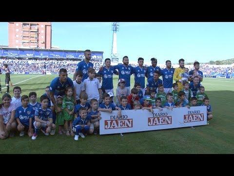 Linares Deportivo - La Nucia CF (Temporada 2018-2019)