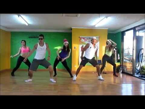 travesuras - nicky jam (sandunga fitness)