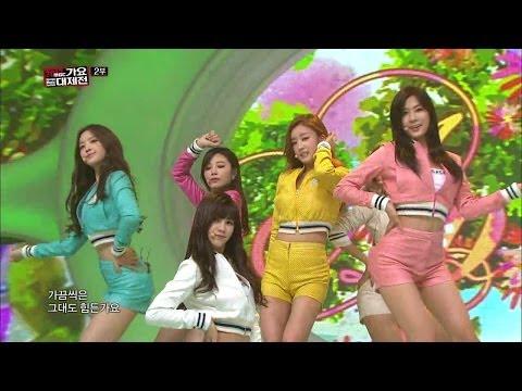 【tvpp】apink - No No No, 에이핑크 - 노 노 노  Korean Music Festival Live video
