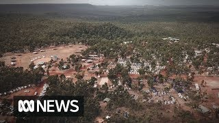 Garma Festival from the air - drone photography in Arnhem Land | ABC News