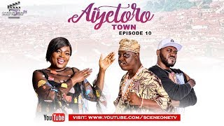 Aiyetoro Town Episode 10 -  GUARDED