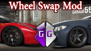 [Re-Up]CSR Racing 2 - How To Do Swapping Wheels Mod - Root Required