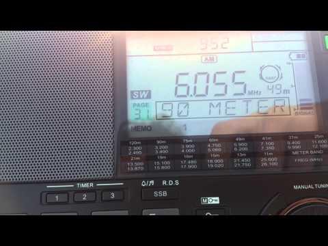 Radio Nikkei 1 - 6055 kHz