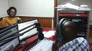 Apostle Darlan Rukih Interview with Festus Amimo live @ Myayienga Fm