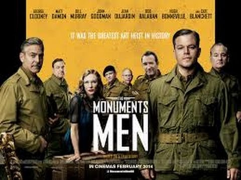 [[Megashare]] Watch The Monuments Men Full Movie Streaming Online (2014) 720p HD Quality