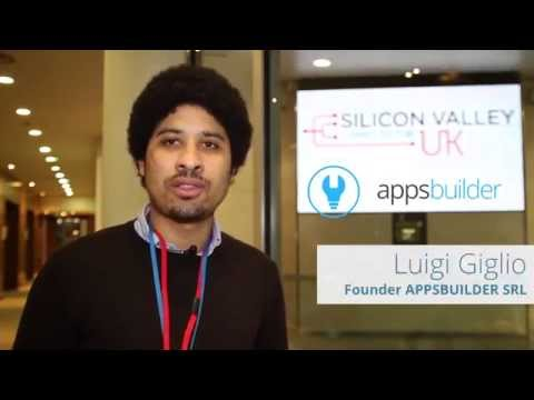 Luigi Giglio, AppsBuilder - SEP Matching Event - London 2015