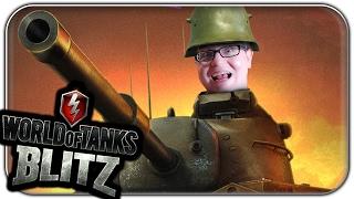 WORLD OF TANKS FÜR MOBILE | World of Tanks Blitz Let's Play | Deutsch German