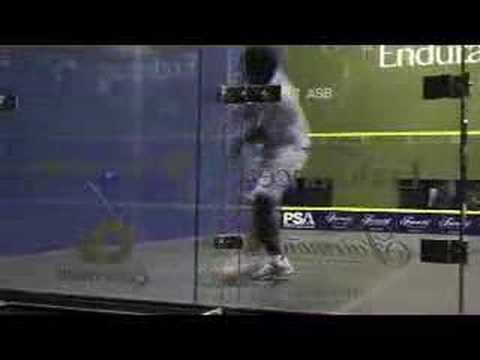 Summary of the Squash world open 2007. Held at the Fairmont Southampton Princess Bermuda.
