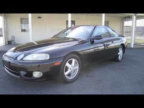 1999 Lexus SC300 Start Up, Exhaust, and In Depth Tour