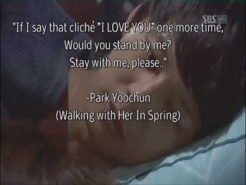 10 SIGNS - Park Yoochun and Han Ji Min