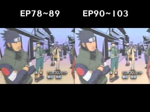 Naruto 4th OP GO!!! 2 Versions