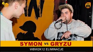 Bitwa: SYMON vs GRYZU [WBW 2012 Freestyle Grand Prix Powiśla]