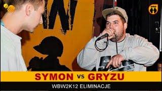 Bitwa: SYMON vs GRYZU [WBW 2012 Freestyle Grand Prix Powiśla]