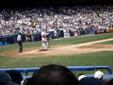 xavier nady 3rd at bat aug 3rd 2008 Video