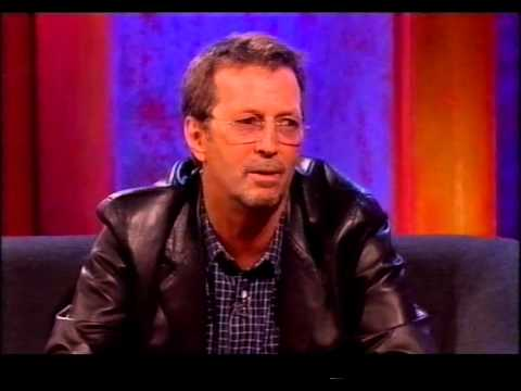 Eric Clapton on The Frank Skinner Show