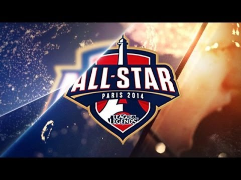2014 ALL-STAR LoL - SKT vs FNC | League of Legends Music Videos
