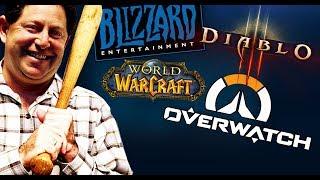КАК BLIZZARD УБИЛА СВОИ ИГРЫ (Overwatch, World Of Warcraft, Diablo, Hearthstone)💀
