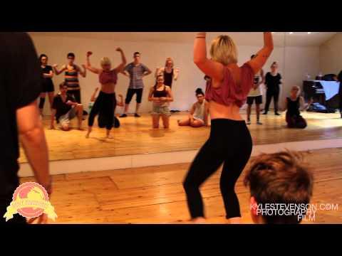 Summer Dance Adventures 2014-  Julia Spiesser- Sia 'Elastic Heart'