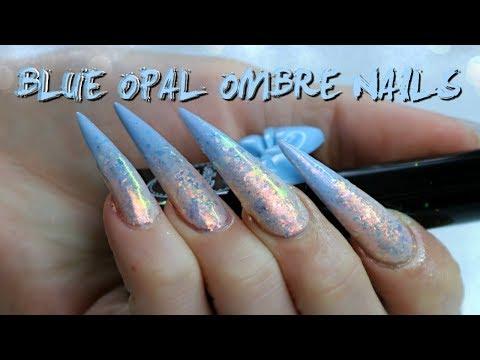 OPAL OMBRE NAILS