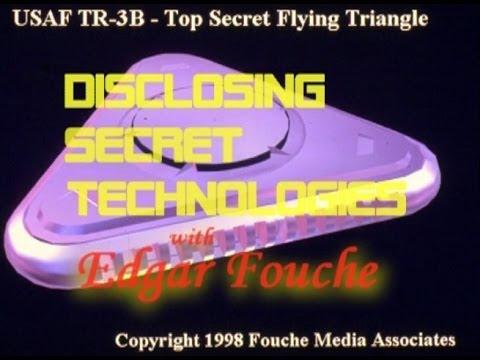 Edgar Fouche - Disclosing Secret Technologies - Part 15 - Alien Rapture, Sumerians, NSA and More