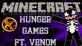Hunger Games ft. Venom Extreme - MINECRAFT