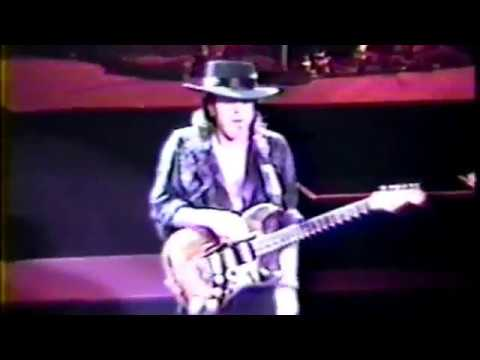 Stevie Ray Vaughan Live @ Fox Theater, St. Louis, MO 10/29/1989
