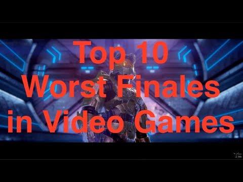 Top 10 Worst Finales in Video Games #1